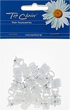 Parfums et Produits cosmétiques Pinces à cheveux mini, 18 pcs, 25235 - Top Choice