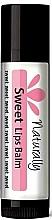 Parfums et Produits cosmétiques Baume lèvres, Barbe à papa - Naturally Sweet Lip Balm