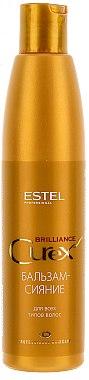 Après-shampooing au magnésium - Estel Professional Curex Brilliance — Photo N1