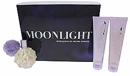 Parfums et Produits cosmétiques Ariana Grande Moonlight - Coffret (eau de parfum/100ml + lotion corporelle/100ml + gel douche/100ml)