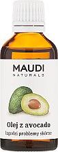 Parfums et Produits cosmétiques Huile d'avocat - Maudi