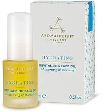 Parfums et Produits cosmétiques Huile aux huiles de rose et géranium pour visage - Aromatherapy Associates Hydrating Revitalising Face Oil