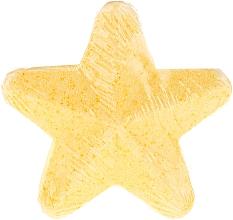 Parfums et Produits cosmétiques Bombe de bain effervescente, étoile, Citron - IDC Institute Bath Fizzer Star
