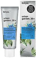 Parfums et Produits cosmétiques Crème de jour à l'extrait de sauge sclarée - Tolpa Urban Garden 30+ Vitality Day Cream