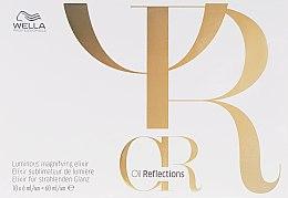 Parfums et Produits cosmétiques Élixir sublimateur de lumière pour cheveux - Wella Professionals Oil Reflections Serum