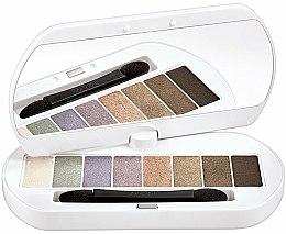 Parfums et Produits cosmétiques Palette de fards à paupières - Bourjois Eyeshadow Palette Les Nudes
