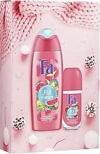 Fa Fiji Dream Set - Set (gel douche/250ml + déodorant roll-on/50ml) — Photo N1