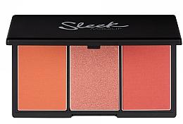 Parfums et Produits cosmétiques Palette de blush - Sleek MakeUP Blush By 3 Palette