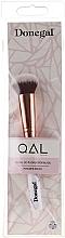 Parfums et Produits cosmétiques Pinceau poudre et fond de teint, blanc 4089 - Donegal QAL