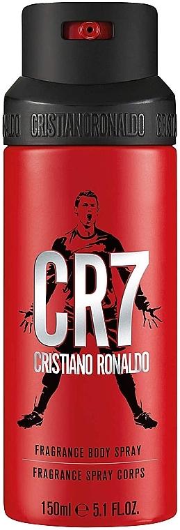 Cristiano Ronaldo CR7 - Déodorant spray