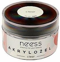 Parfums et Produits cosmétiques Gel acrylique transparent - Neess Acrylic Gel