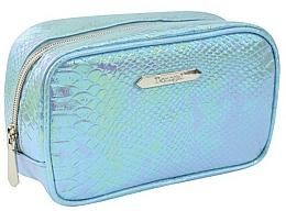 Parfums et Produits cosmétiques Trousse de toilette Blue Crocco 4989, petit, bleu - Donegal