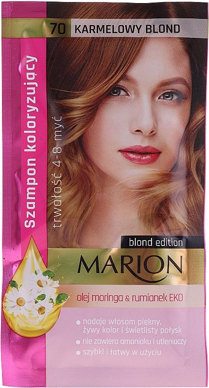 Shampooing colorant à l'huile de moringue - Marion
