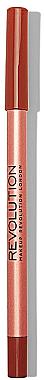 Crayon à lèvres - Makeup Revolution Renaissance Lipliner
