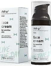 Parfums et Produits cosmétiques Crème hydratante pour visage - Kili·g Man Day Cream