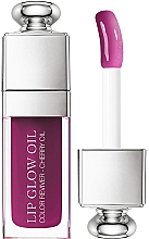 Parfums et Produits cosmétiques Huile à lèvres teintée nourrissante - Dior Lip Glow Oil