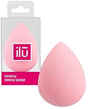 Parfums et Produits cosmétiques Éponge à maquillage, rose - Ilu Sponge Raindrop Pink
