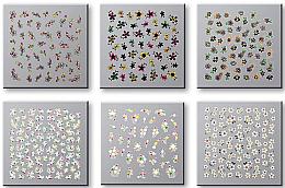 Parfums et Produits cosmétiques Autocollants pour ongles 42737 - Top Choice Nail Decorations Stickers Set