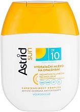 Parfums et Produits cosmétiques Lait solaire à l'allantoïne SPF 10 - Astrid Sun Moisturizing Suncare Milk