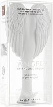 Brosse démêlante - Tangle Angel 2.0 Detangling Brush White/Grey — Photo N1