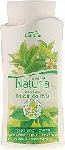 Parfums et Produits cosmétiques Baume au thé vert pour corps - Joanna Naturia Body Balm