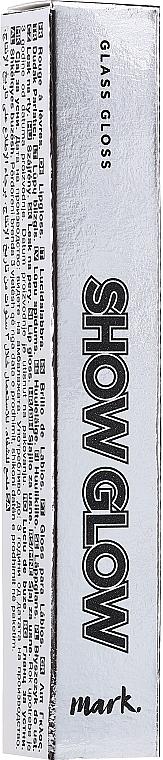 Gloss à lèvres holographique - Avon Mark Show Glow Holochrome Lip Glow