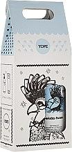 Parfums et Produits cosmétiques Yope Herbe fraîche - Set (shampooing/300ml + après-shampooing/170ml)