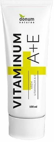 Crème protectrice aux vitamines A et E - Miamed Donum A+E — Photo N1