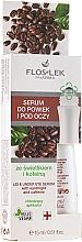 Parfums et Produits cosmétiques Sérum végan à la caféine pour visage - Floslek Eye Care Serum