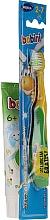 Parfums et Produits cosmétiques Bobini 2-7 - Lot (brosse à dents + dentifrice/75ml)