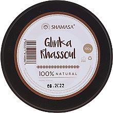 Parfums et Produits cosmétiques Argile Rhassoul - Shamasa