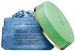 Parfums et Produits cosmétiques Sels exfoliants revitalisants aux huiles essentielles pour corps - Collistar Speciale Corpo Perfetto Toning Talasso-Scrub