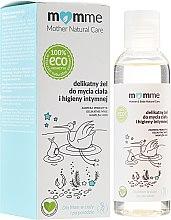 Parfums et Produits cosmétiques Soin nettoyant pour l'hygiène intime et le corps des femmes enceintes et post-partum - Momme Mother Natural Care Gel