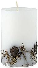 Parfums et Produits cosmétiques Bougie parfumée, Cèdre , 65/100 - Bulgarian Rose Aromatherapy Candle Cedar
