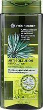 Parfums et Produits cosmétiques Shampooing micellaire aux fructanes d'agave et extrait de moringa - Yves Rocher Anti-Pollution Detox Micellar Shampoo