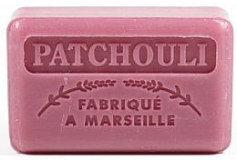 Parfums et Produits cosmétiques Savon de Marseille Patchouli - Foufour Savonnette Marseillaise Patchouli