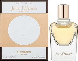 Parfums et Produits cosmétiques Hermes Jour d`Hermes Absolu - Eau de Parfum (mini)