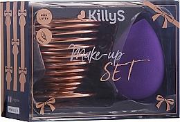 Parfums et Produits cosmétiques Éponge à maquillage avec support - KillyS