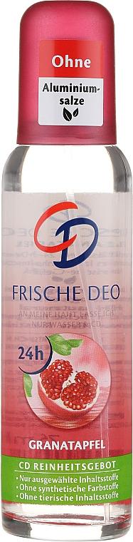 Déodorant spray à l'extrait de grenade - CD Deo