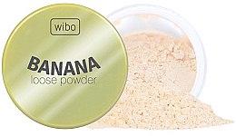 Parfums et Produits cosmétiques Poudre libre de banane pour visage - Wibo Banana Loose Powder