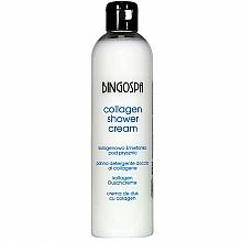 Parfums et Produits cosmétiques Crème de douche au collagène - BingoSpa Collagen Cream Shower