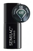 Parfums et Produits cosmétiques Vernis semi-permanent effet cat eye - Semilac UV Hybrid Cat Eye