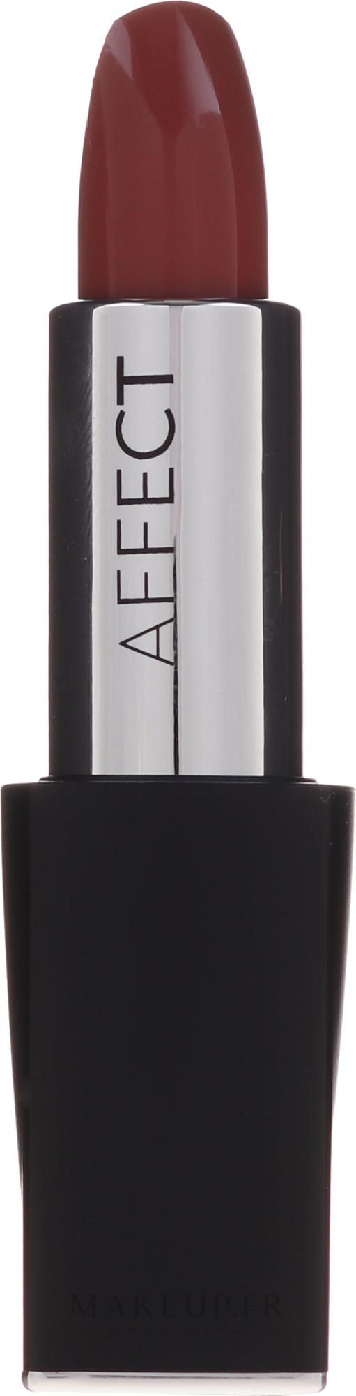 Rouge à lèvres - Affect Cosmetics Macadamia Oil Satin Lipstick — Photo Simple Plan