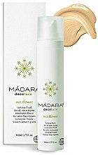 Parfums et Produits cosmétiques Fluide teinté Fleur de soleil - Madara Cosmetics Sun Flower Tinting Fluid