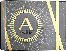 Parfums et Produits cosmétiques Azzaro Wanted - Coffret (eau de toilette/100ml + déodorant stick/75ml)