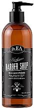 Parfums et Produits cosmétiques Shampooing à la kératine - Dr. EA Barber Shop Anti-Dandruff Shampoo