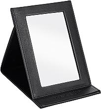 Parfums et Produits cosmétiques Miroir pilable, noir - MakeUp Tabletop Cosmetic Mirror Black