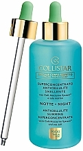 Parfums et Produits cosmétiques Concentré amincissant de nuit à la caféine - Collistar Night Anticellulite Slimming Superconcentrate