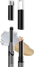 Parfums et Produits cosmétiques Correcteur et enlumineur en stick pour paupières - Gokos Cover&Glow