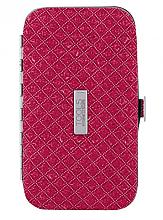 Parfums et Produits cosmétiques Kit de manucure, 5 éléments - Gabriella Salvete Tools Manicure Kit Magenta